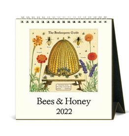 Cavallini Papers & Co. 2022 Desk Calendar Bees