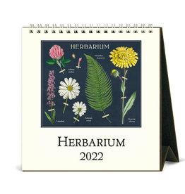 Cavallini Papers & Co. 2022 Desk Calendar Herbarium