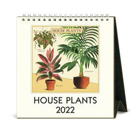 Cavallini Papers & Co. 2022 Desk Calendar Houseplants