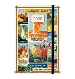 Cavallini Papers & Co. 2022 Weekly Planner National Parks
