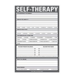 Knock Knock Self-Therapy Pad