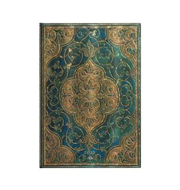 Paperblanks 2022 Turquoise Chronicles Grande Planner