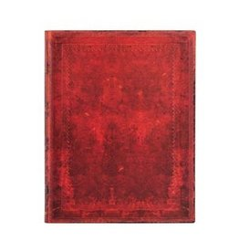 Paperblanks 2022 Red Moroccan Bold Ultra Planner