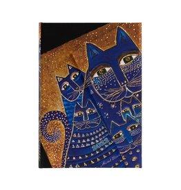 Paperblanks 2022 Mediterranean Cats Mini Planner