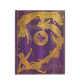 Paperblanks 2022 Violet Fairy Ultra Planner