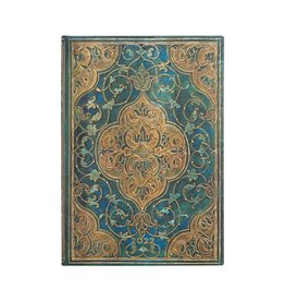 Paperblanks 2022 Turquoise Chronicles Midi Planner