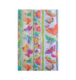 Paperblanks 2022 Hummingbirds & Flutterbyes Maxi Planner
