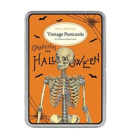 Cavallini Papers & Co. Halloween 2 Postcards