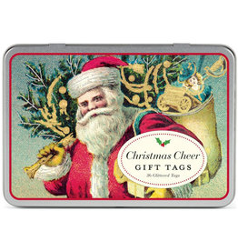Cavallini Papers & Co. Christmas Cheer Gift Tags