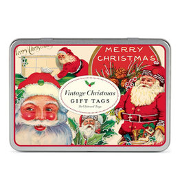 Cavallini Papers & Co. Vintage Holiday Gift Tags