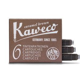 Kaweco Kaweco Ink Cartridges 6pcs Sepia