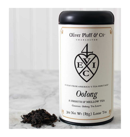 Oliver Pluff & Co. Loose Oolong Tea in Tin