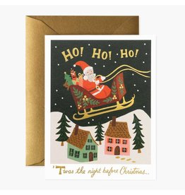 Rifle Paper Co. Christmas Delivery A2 Notecard