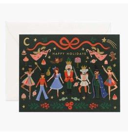Rifle Paper Co. Nutcracker Ballet A2 Christmas Notecard