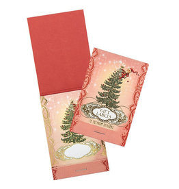Papaya! Christmas Lit Christmas Gift Label Stickers