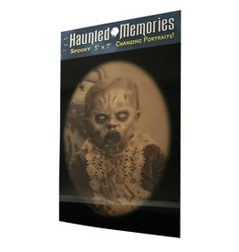 Haunted Memories Little Willie Changing Portrait