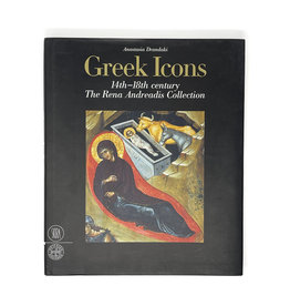 Skira Greek Icons: 14th-18th Century—The Rena Andreadis Collection
