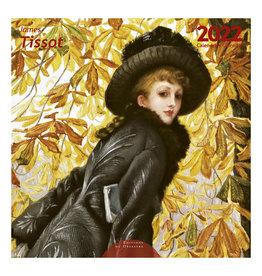 Éditions du Désastre James Tissot 2022 12x12 Wall Calendar