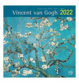 Réunion des Musées Nationaux Van Gogh 2022 12x12 Wall Calendar