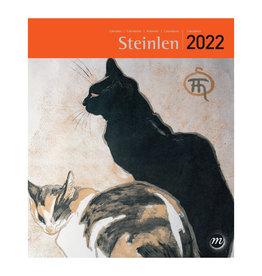 Réunion des Musées Nationaux Steinlen 2022 6x7 Small Calendar
