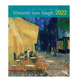 Réunion des Musées Nationaux Van Gogh 2022 6x7 Small Calendar