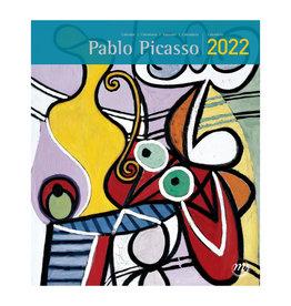 Réunion des Musées Nationaux Picasso 2022 6x7 Small Calendar