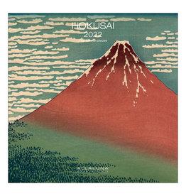 Allaluna Hokusai 2022 7x7 Small Wall Calendar