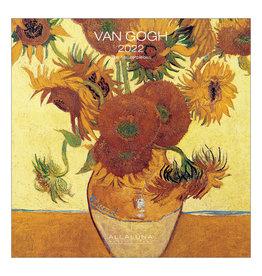 Allaluna Van Gogh 2022 7x7 Small Wall Calendar