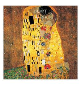 Allaluna Klimt 2022 7x7 Small Wall Calendar