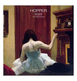 Allaluna Hopper 2022 7x7 Small Wall Calendar