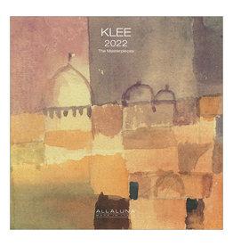 Allaluna Klee 2022 7x7 Small Wall Calendar