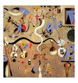 Allaluna Miró 2022 7x7 Small Wall Calendar