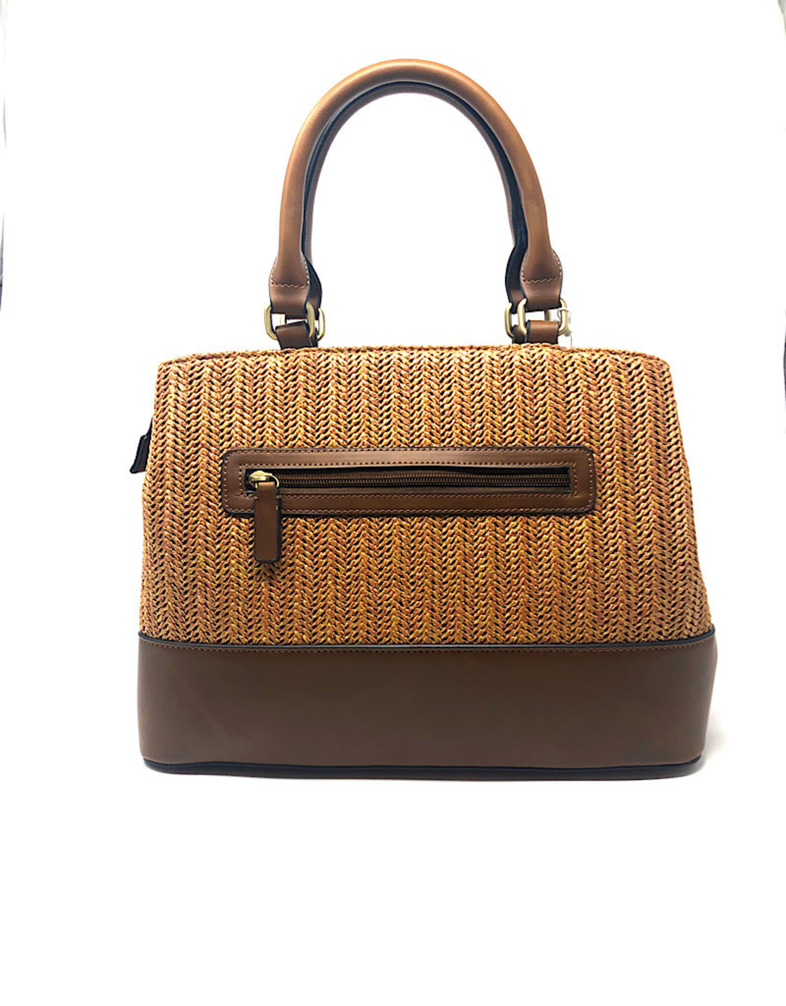 Simply Noelle Shoulder Bag Raffia