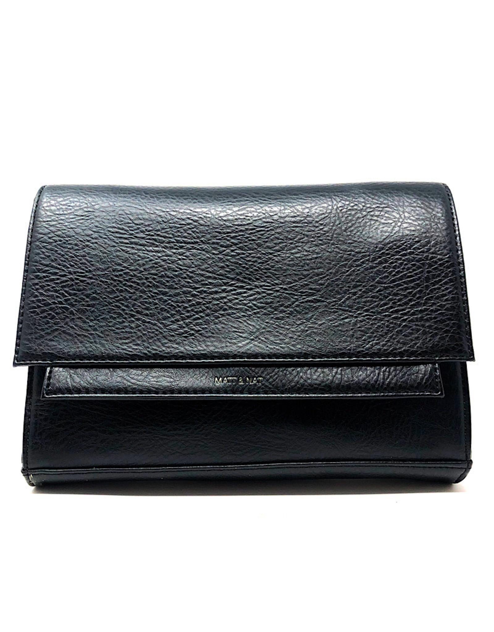 Matt & Nat Crossbody Bag DWELL Black