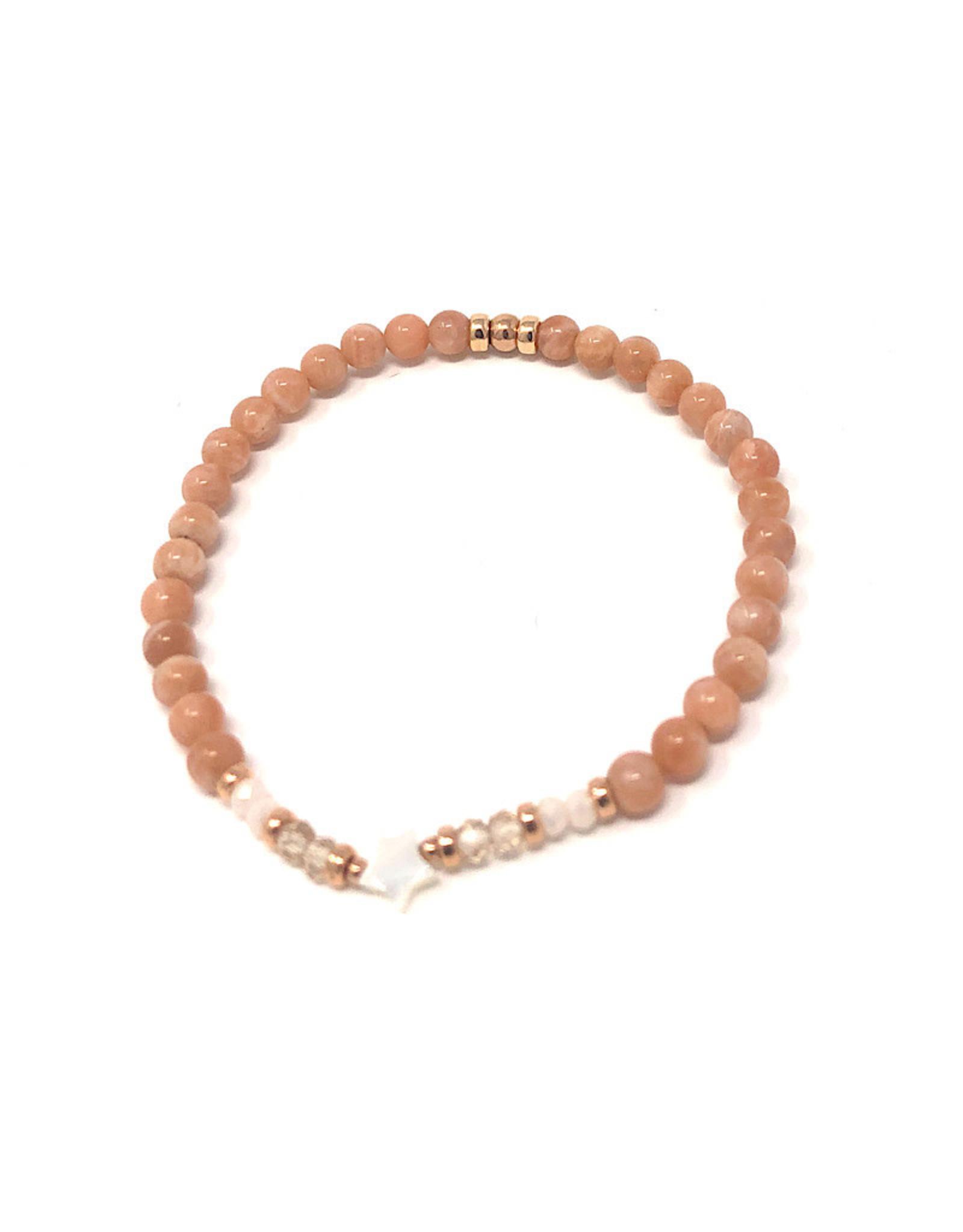 Beblue beblue Pink Bracelet Star