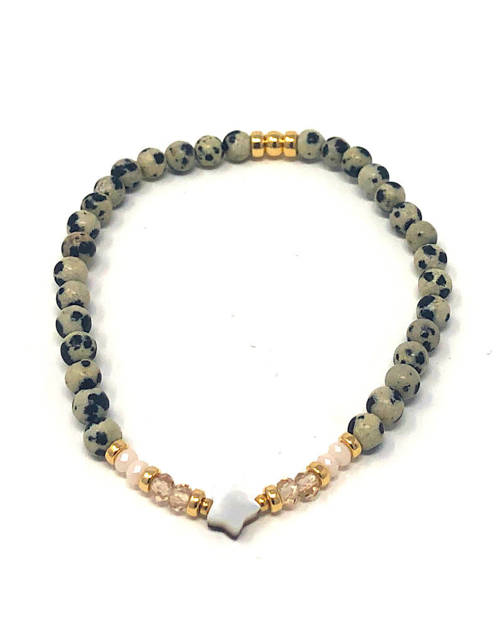 Beblue Bracelet Fine Stones Star