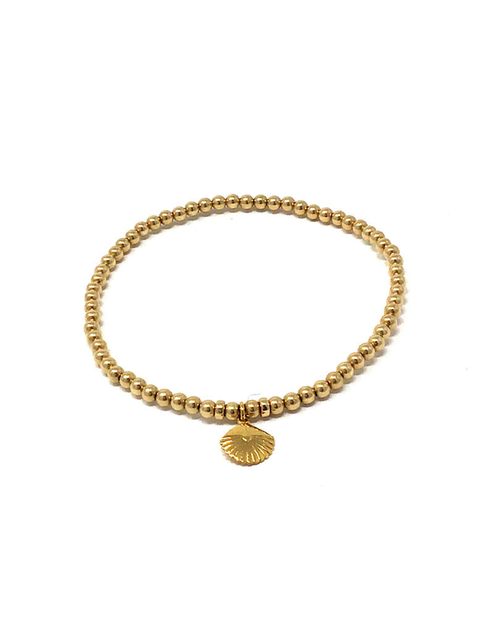 Beblue beblue Gold Bracelet Seashell