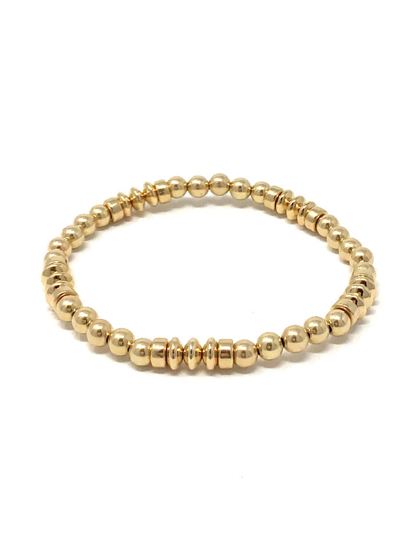 Beblue Bracelet Gold Filled 14kt