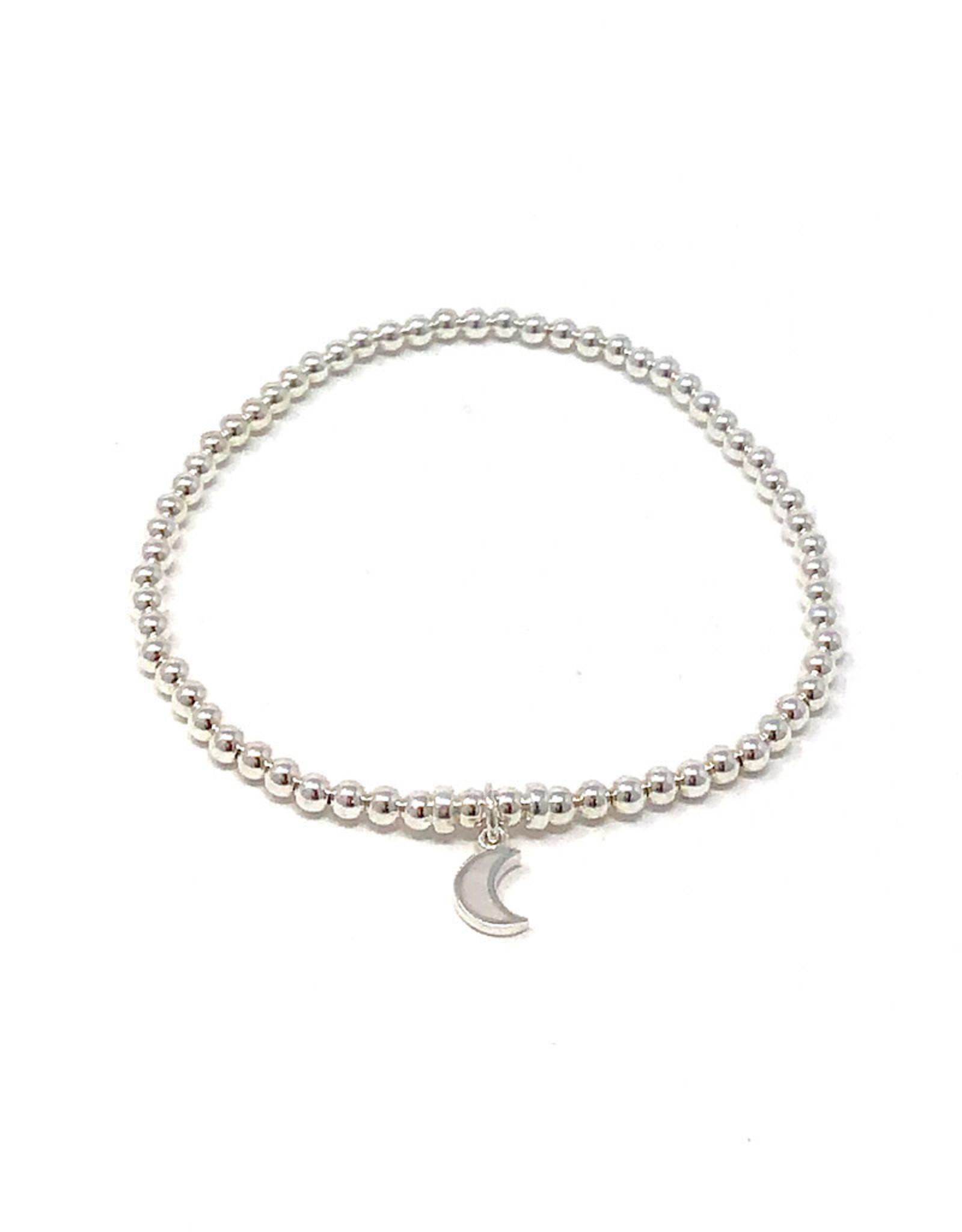 Beblue beblue Silver Bracelet Moon
