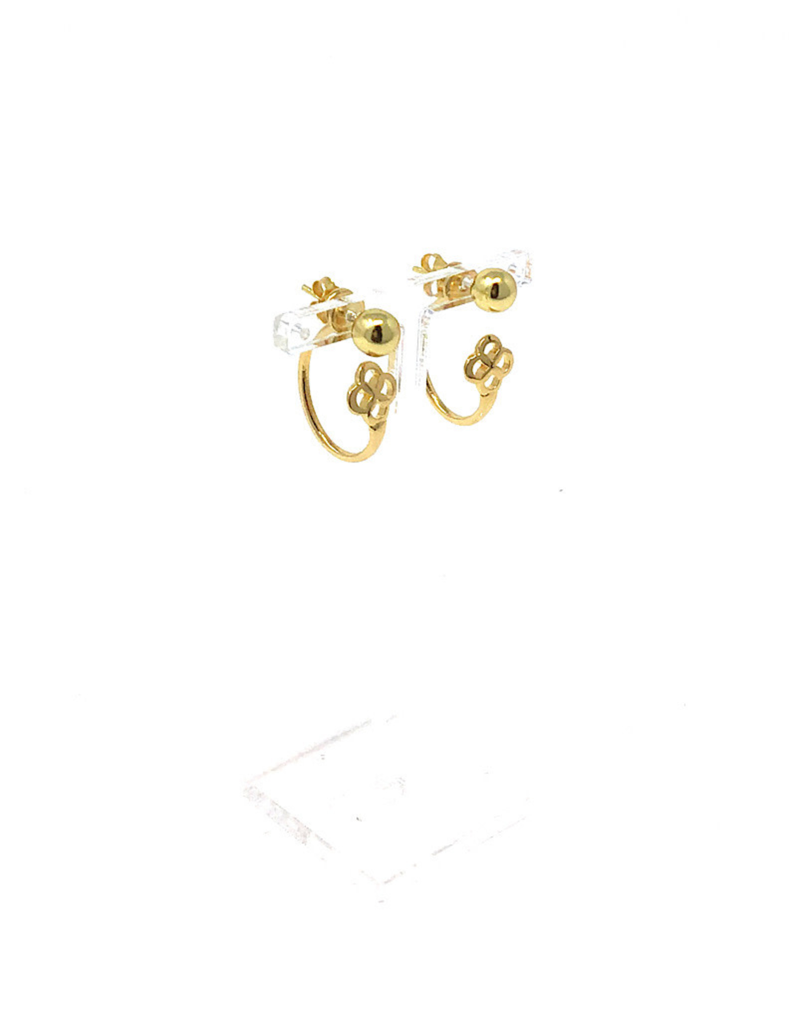 Beblue beblue Gold Earrings