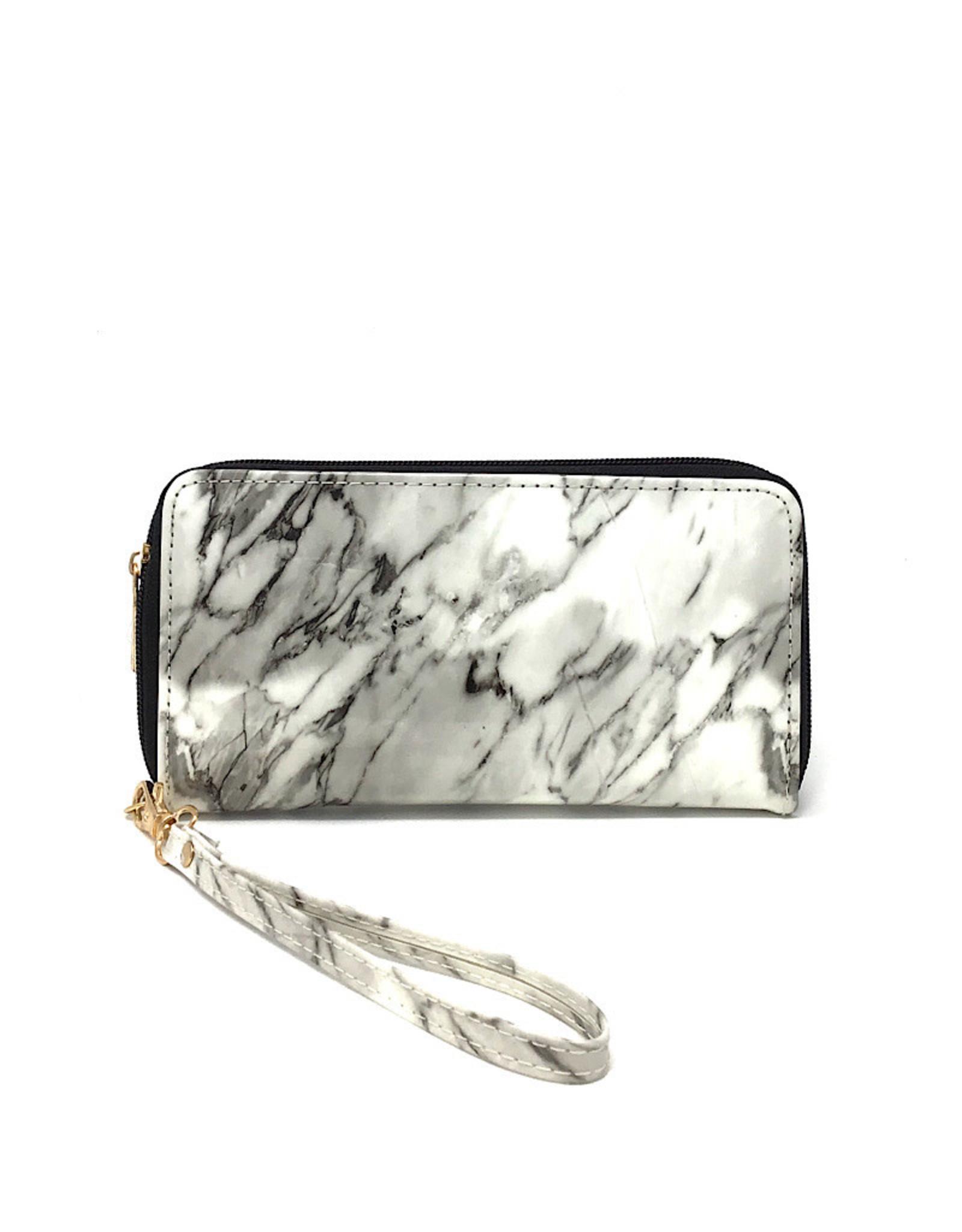 Avenue 9 Wallet Marble