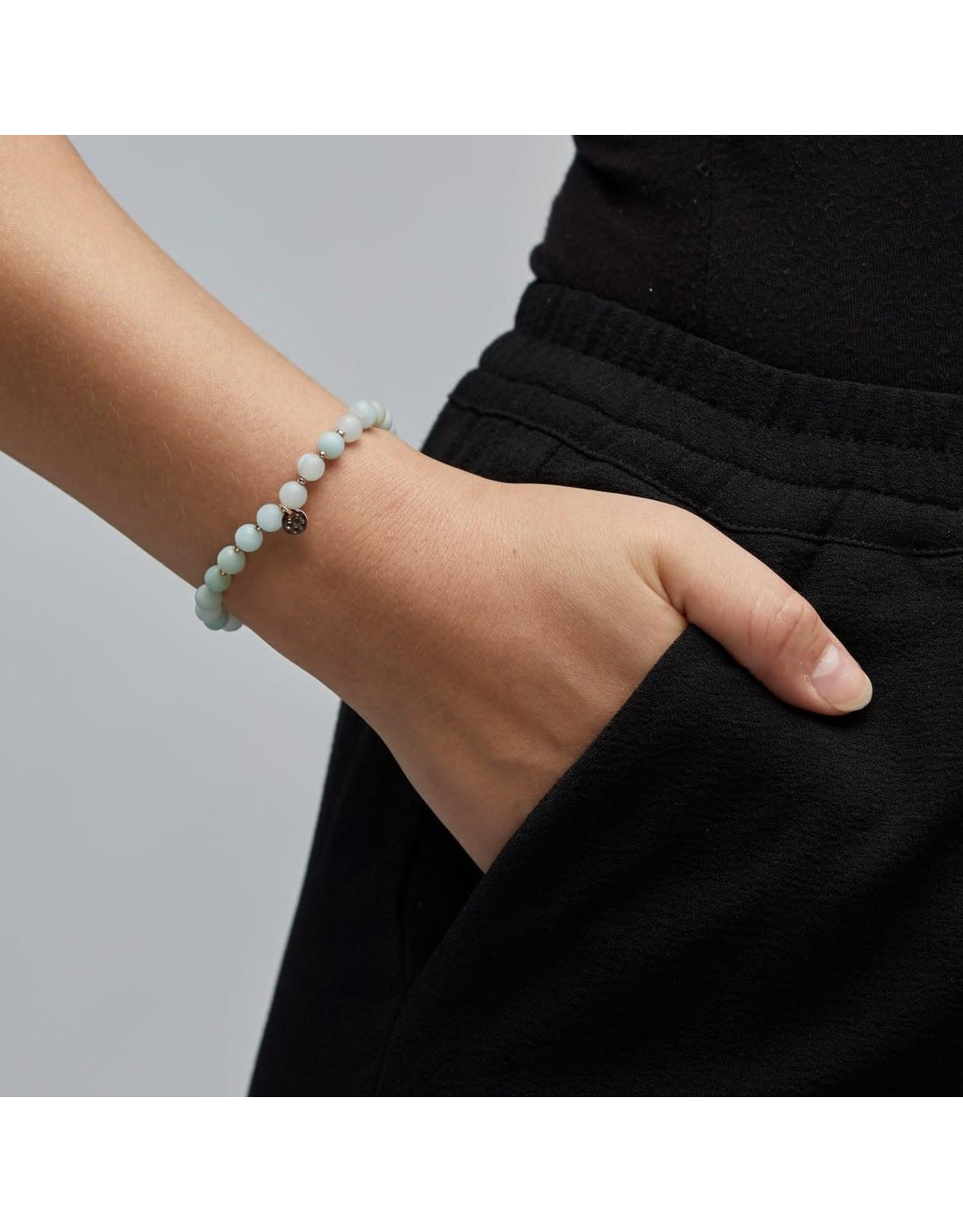 Pilgrim Pilgrim Bracelet Earth amazonite