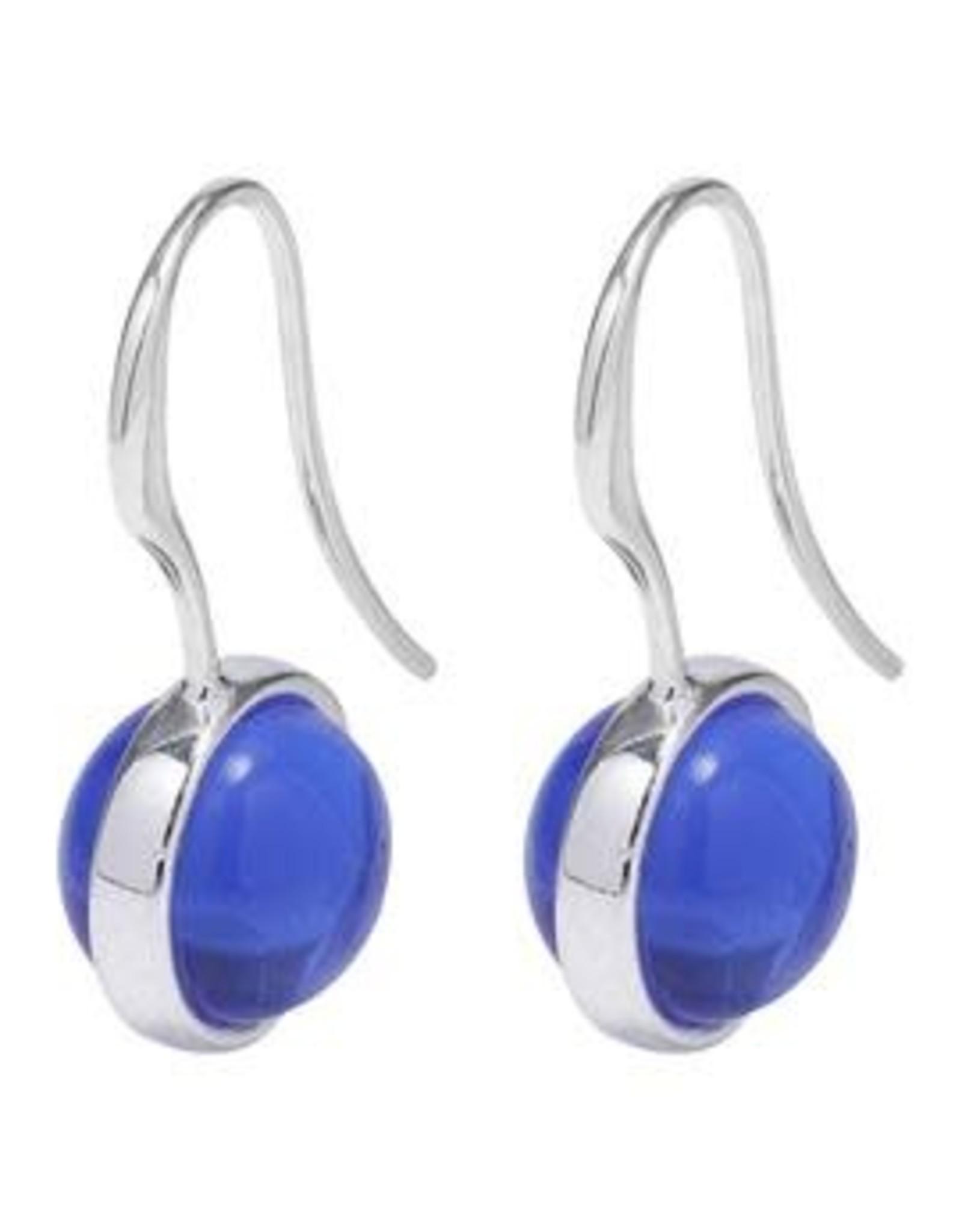 Pilgrim Pilgrim Earrings Rumer blue