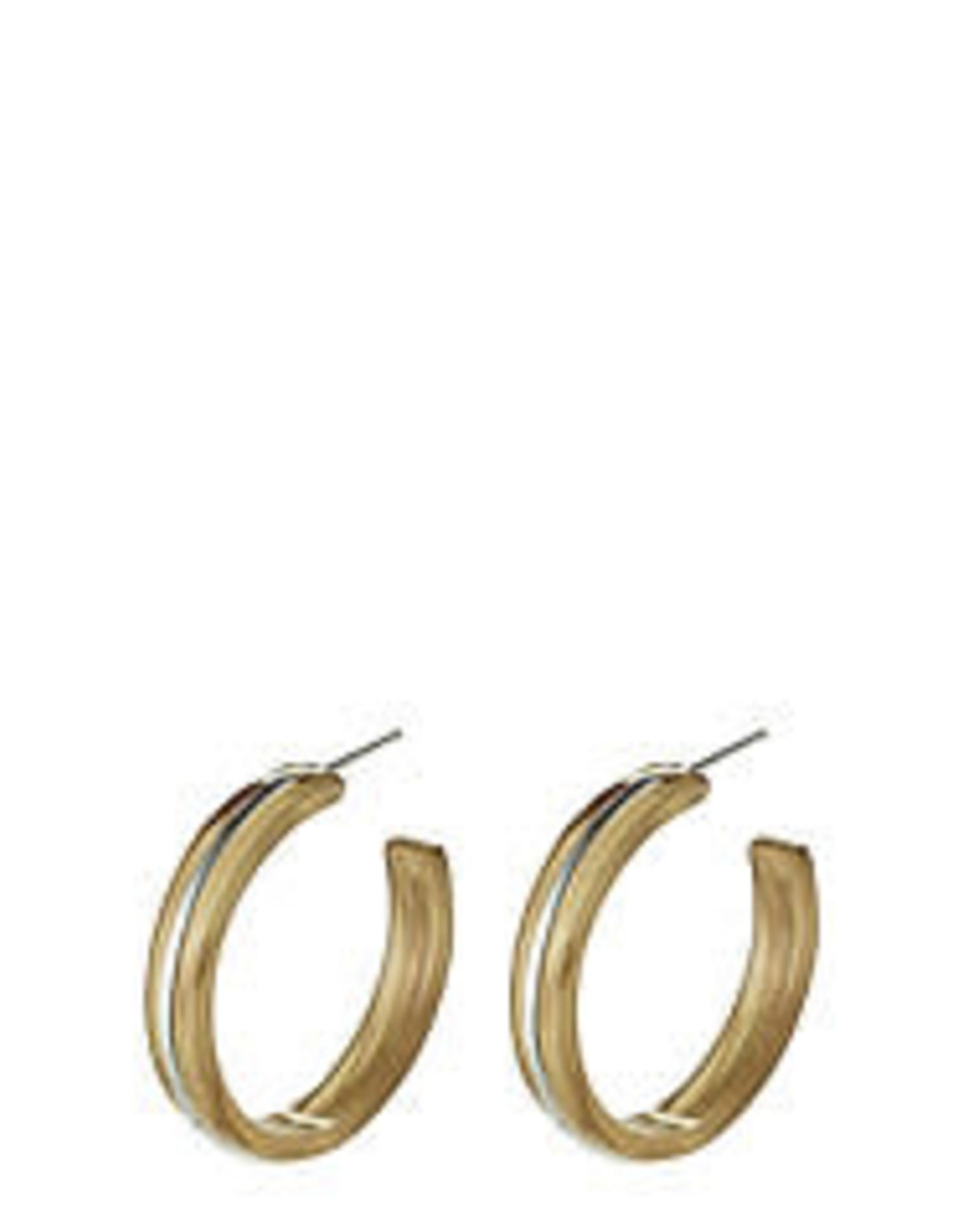 Pilgrim Pilgrim Earrings Selma beige