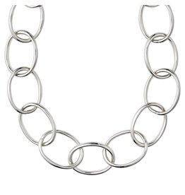 Pilgrim Pilgrim Necklace Air chain silver