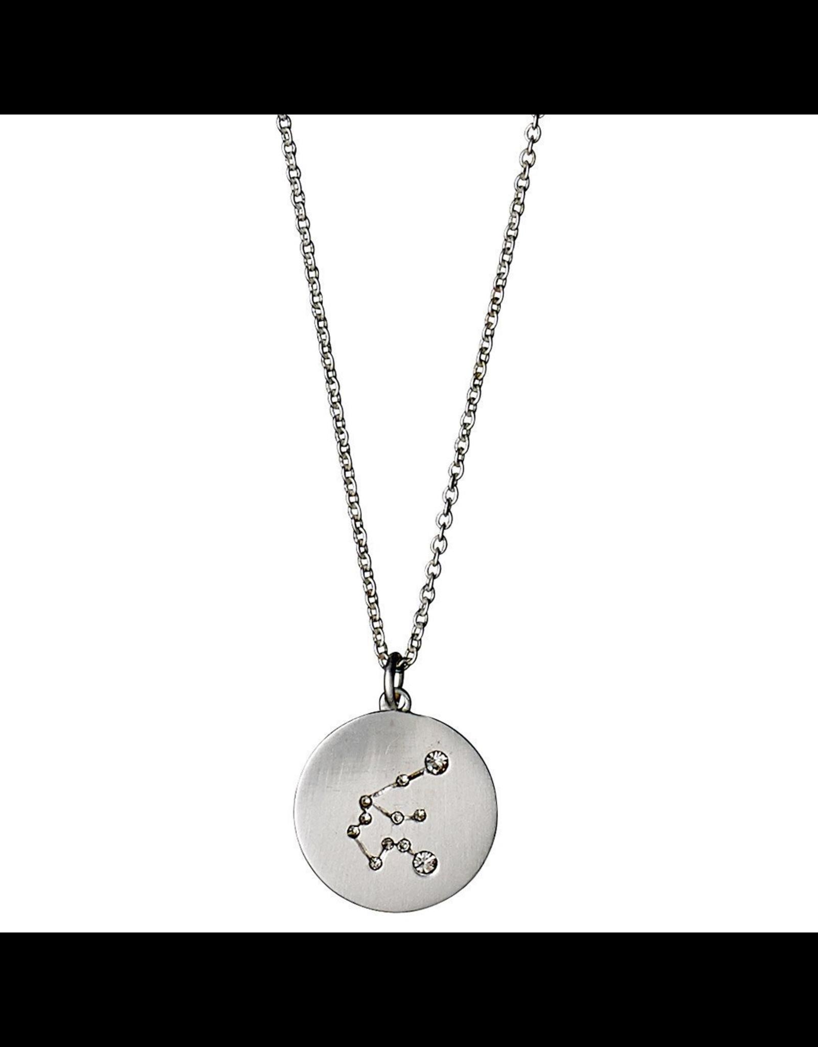 Pilgrim Pilgrim Necklace Aquarius Silver