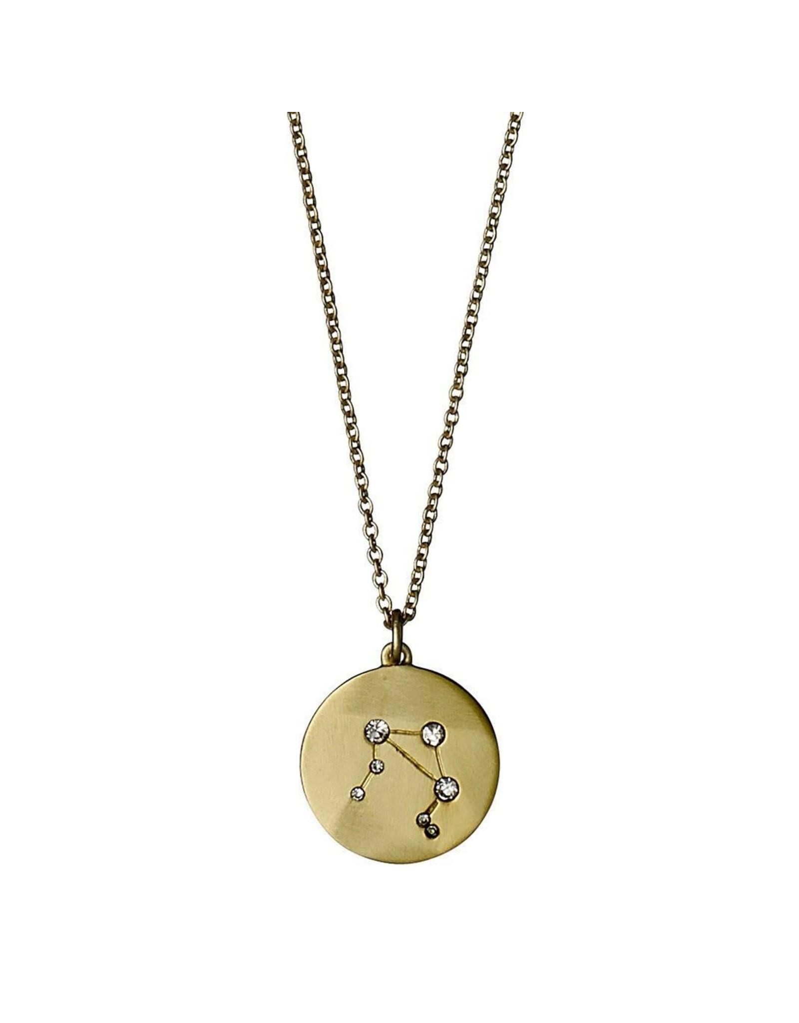 Pilgrim Pilgrim Necklace Libra Gold