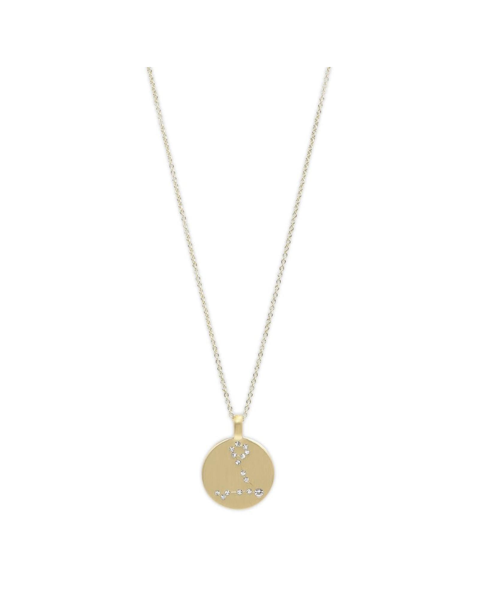 Pilgrim Pilgrim Necklace Pisces Gold