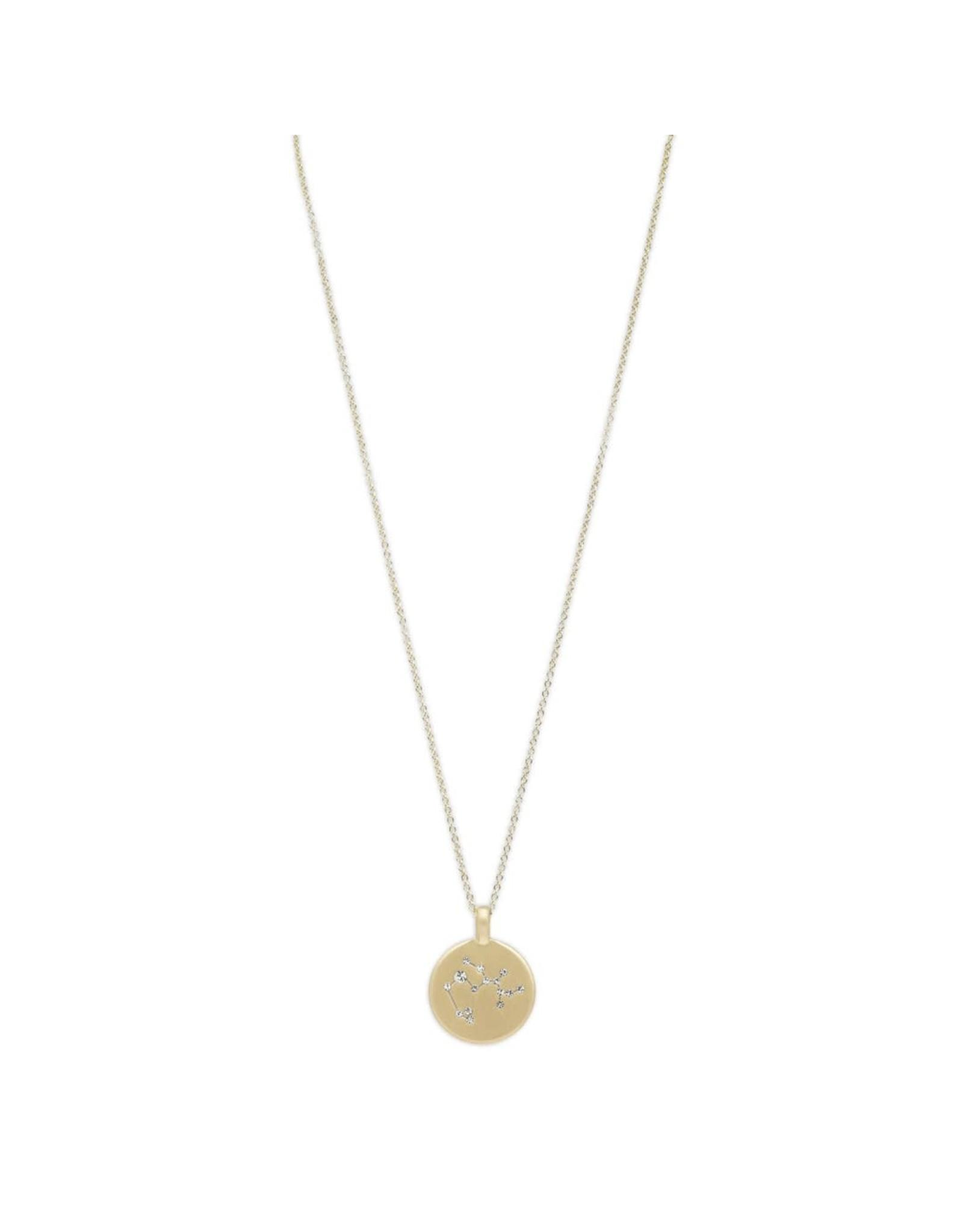 Pilgrim Pilgrim Necklace Sagittarius Gold