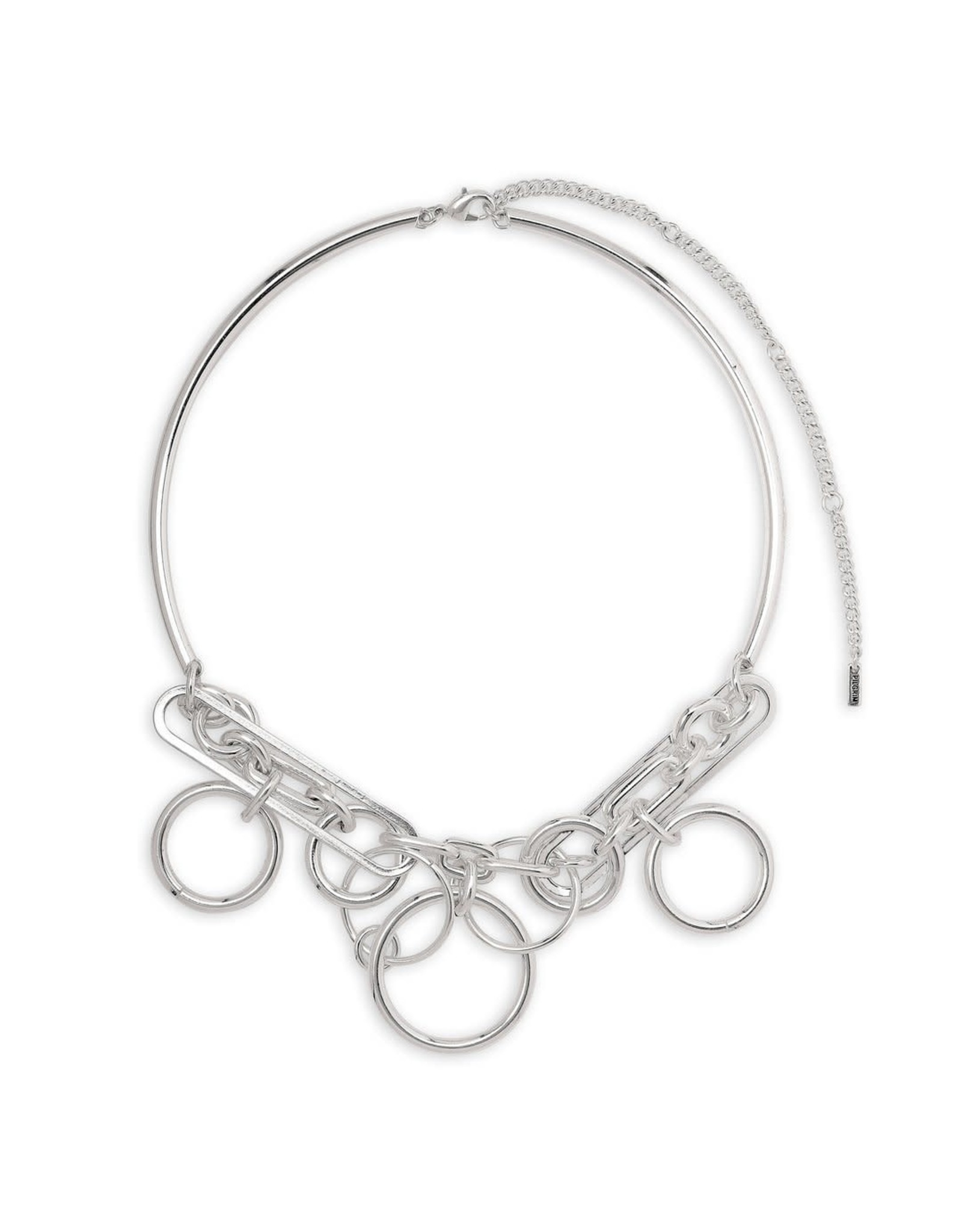 Pilgrim Pilgrim Necklace Skuld silver